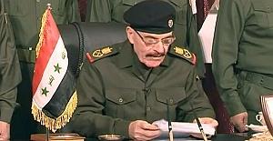 Saddam'ın Öldü Sanılan Sağ Kolu Dirildi, Savaş İlan Etti!