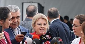 Erdoğan'ın Yenikapı Mitingine Eski Başbakan Tansu Çiller de Katıldı!