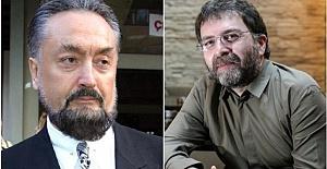 Adnan Oktar, Ahmet Hakan#039;ı Nasıl...