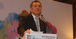 Eğitim Bakanı Ziya Selçuk: Kıyameti Koparmamız Lazım!