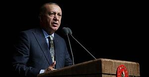 Erdoğan'dan Danıştay'a Ant Tepkisi: O Zaman Ben Çekip Gideyim!
