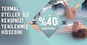 Termal Oteller En Uygun Fiyatlarla Touristica'da!