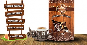 Yüzyılların Kaliteli Lezzeti Kervansaray Kahvesi