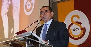 Dursun Özbek Kongre Üyelerinden Helallik İstedi