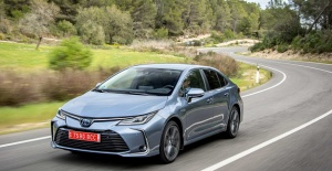 Toyota 24 bin hibrit patentin erişime açıldığını duyurdu