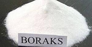Boraks Nedir ve Zararları Nelerdir?