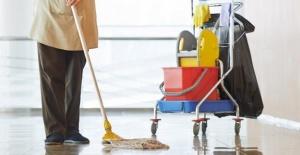 Temizlikte İtinalı Hizmet