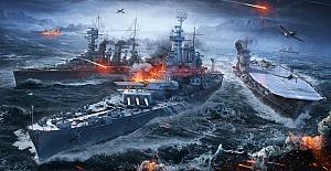Dünyanın En Büyük Ücretsiz Deniz Savaşı Oyunu Türkiye'de!