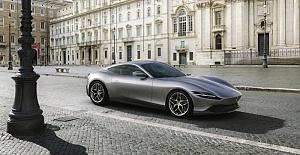Ferrari Roma Tasarımıyla Göz Dolduruyor