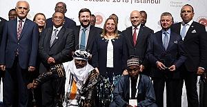 Afrika ile 10 yılda 186,5 milyar dolarlık ticaret