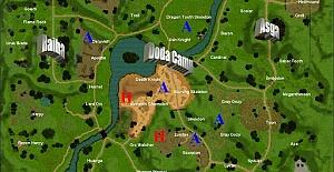 Knight Online Haritalar