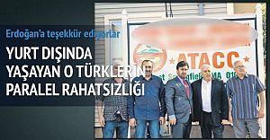 Ahıska Türk Derneği Başkanı: Paralel Yapı Ahıska Türklerinin..!