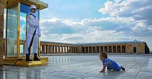 Anıtkabir Fotoğraf Yarışmasının EN'leri Ödüle Layık Görüldü