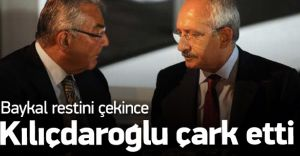 Baykal'ın Restini Gören Kılıçdaroğlu PAS Dedi!