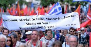 Borç Batağındaki Yunanistan'a Brüksel'den Dev Destek