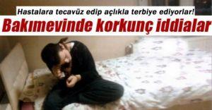 Bursa'da Kan Donduran Olay! Engelli Çocuklara VAHŞET!