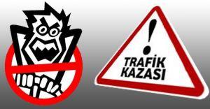 Çamlıyayla'da Feci Kaza! Halk Otobüsü İle Para Nakil Aracı Çarpıştı!