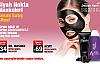 Cilt bakımında siyah maske ve Cosmegram krem