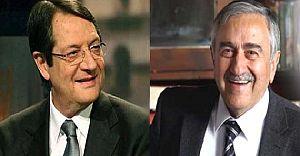 Mustafa Akıncı Rum Lideri Nikos Anastasiadis'i KKTC'de Ağırlayacak!
