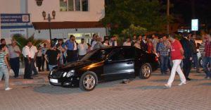 Dalaman'da Ak Parti İle MHP'liler Birbirine Girdi