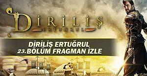 Diriliş Ertuğrul 23.Yeni Bölüm Fragmanı İzle (TRT 1) İzle!