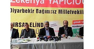 Diyarbakır Bağımsız Milletvekili Adayı Seçim Bildirgesini Açıkladı