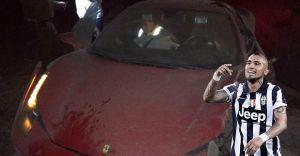 Arturo Vidal Ölümden Döndü