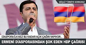 Ermeni Diasporasından HDP'ye Oy Verin Çağrısı Geldi!