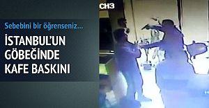 Esrar İçin Net Cafe'yi Basip Sahibini Vurdular