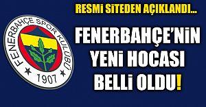 Fenerbahçe Yeni Hocasını Açıkladı Resmi Siteden Yayınladı