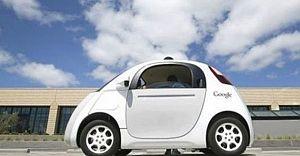 Google'in Sürücüsüz Mini Aracı Trafiğe Çıkıyor
