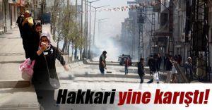Hakkari Karıştı ZIRHLI Devrildi Yaralı Polisler Var