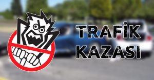 İSTANBUL- Kağıthane'de Trafik Kazası: 3 Yaralı