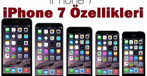 İşte I Phone 7 ve Özellikleri (VİDEO) IPhone 7 İnceleme