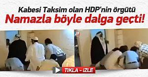 İşte PKK'nın Namaz'la Dalga Geçtiği O Görüntüler!
