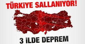 İstanbul'da Kokutucu DEPREM!!