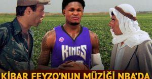 Kibar Feyzo Film Müziği NBA'da Kullanıldı! İşte O Görüntüler