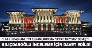 Kılıçdaroğlu'nu İddiaları Doğrulaması İçin Saray'a Davet Edildi! Yalan Çıkarsa CHP'yi Bırakacak!
