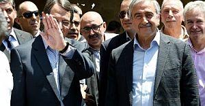 KKTC Cumhurbaşkanı Mustafa Akıncı ile (GKRY) Başkanı Nikos Anastasiadis Bir Araya Geliyor