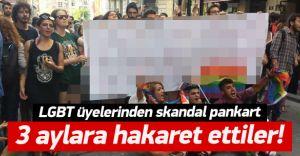LGBT'lerden İslam'a Hakaret!