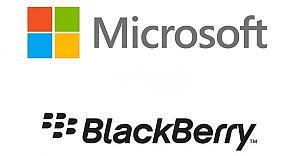 Microsoft Bu Kez de Kancayı  BlackBerry'e Taktı. Her An Satın Alabilir