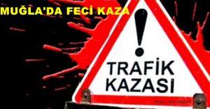 MİLAS'ta Feci Kaza! Dehşet Verici Kazada 6 Kişi Feci Şekilde.!