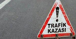 Muğla Yatağan' da Minibüs ve Askeri Araç Çarpıştı Sonuç 1 Ölü, 3 Yaralı