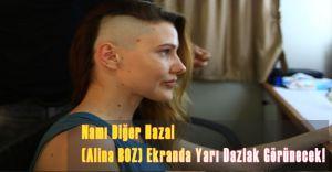 Alina Boz Saçını Kazıttı Ama Hiç Üzülmedi! Alina Boz Kimdir?