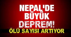 NEPAL'de KORKUNÇ GELİŞME- Ölü Sayısı 10 Binleri Geçebilir!