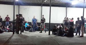 Ortanca Kazasında 72 Mülteci Yakalandı