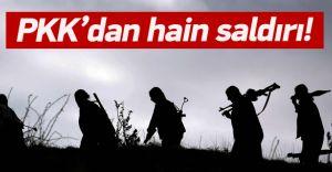 PKK, Dağlıca'ya Saldırdı! Şiddetli Çatışma Var!