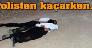 Polisten Kaçarken Başka Vasıtya Çarptı Ama Durmadı! Aydın'da Şok Eden Kovalamaca!