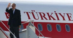 Reis'i Cumhur Erdoğan Azerbaycan'a Uçtu