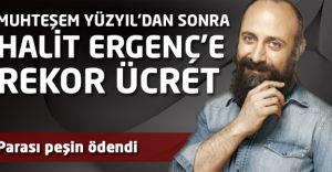 Sultan Süleyman Halit Ergenç Rekor Ücretle Ekranlara Dönüyor!